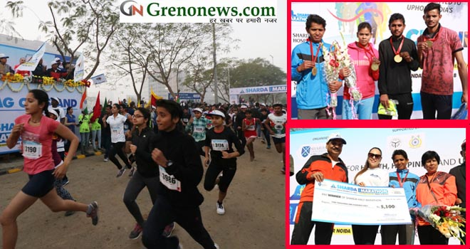 SHARDA HALF MERATHON PHOTO