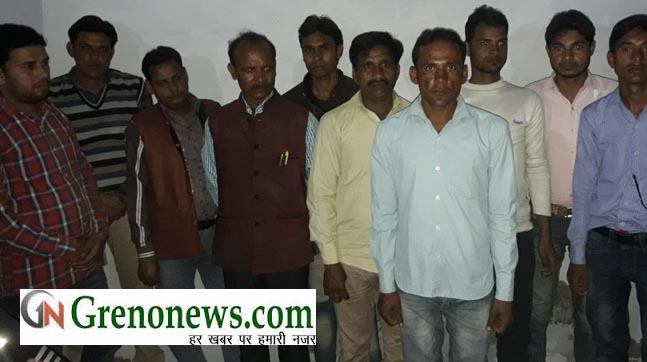 UP STF ARRESTED