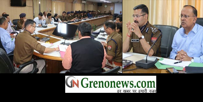 DM SSP MEETING FOR HOLI