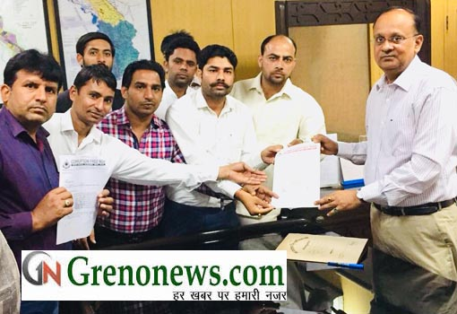CORRUPTION FREE INDIA SENT MEMORANDUM TO CM YOGI ON GROUP MARRIAGE SCAM