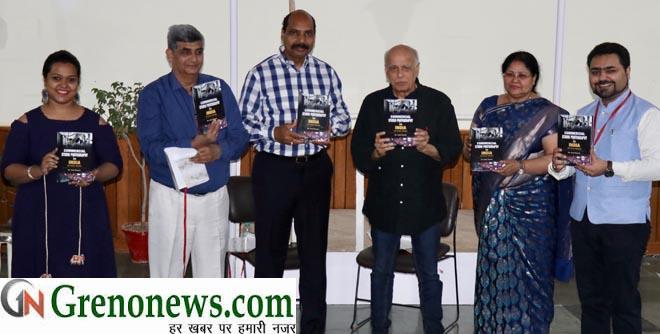 MAHESH BHATT IN MEDIA MELA AT SHARDA UNIVERSIT