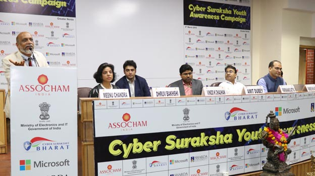 SHARDA UNIVERSITY, CYBER SECURITY