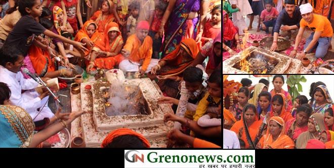 kuleshra hanuman jayanti