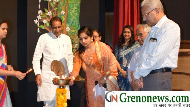 Valedictory Function Greater Noida-Deepalaya-Asian Paints' Project STEADY
