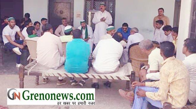 NOIDA FARMERS WARNED TO NOIDA AUTHORITY