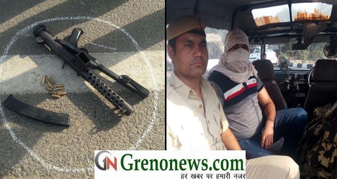 ACCUSED OF MOTI GOYAL MURDER CASE ARRESTED AFTER GUNFIGHT IN DELHI
