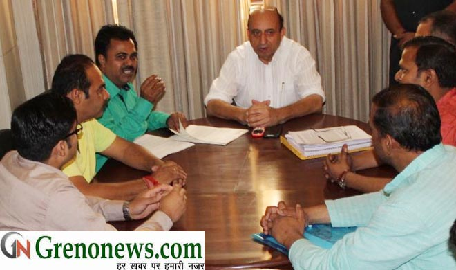 NEFOMA MEETS MINISTER ON HOME BUYERS ISSUE