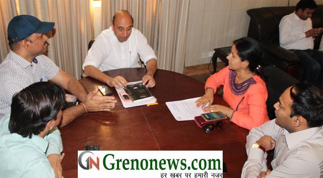 NEFOWA OFFICIALS MEETS MINISTER , EXPRESS UNSATISFACTION ON HOME BUYERS ISSUE