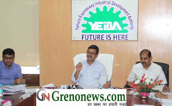 YAMUNA EXPRESSWAY AUTHORITY BOARD MEETING