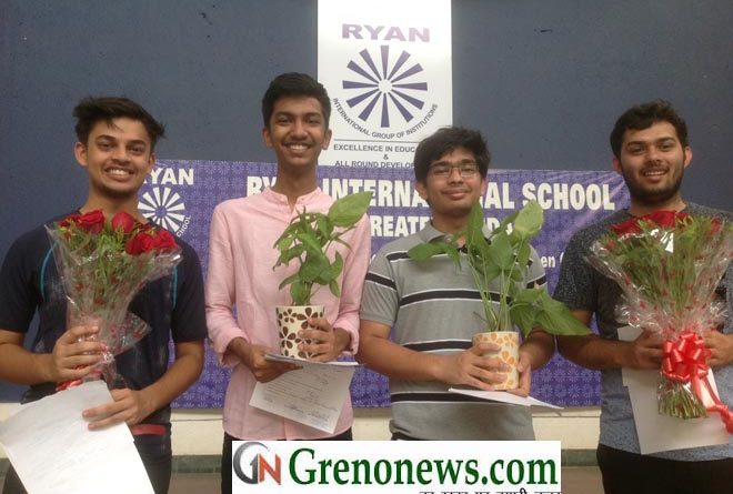 RYAN INTERNATIONAL SCHOOL GEREATER NOIDA