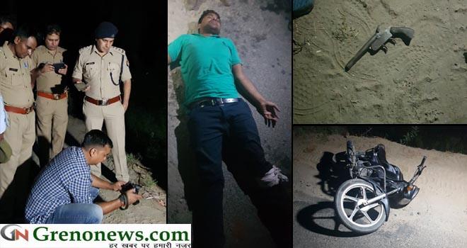 police encounter dadri