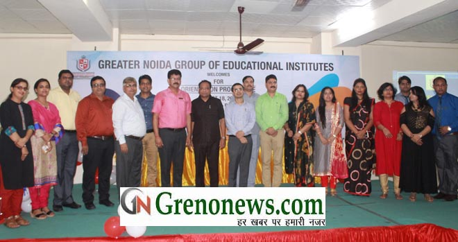 orientation of Law ,B.Sc,B.Com,BBA and Diploma GN Group Greater Noida