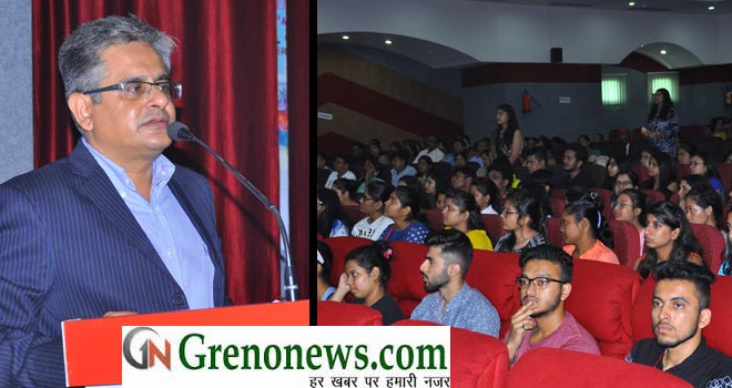 Orientation Program at I.T.S Dental College Greater Noida