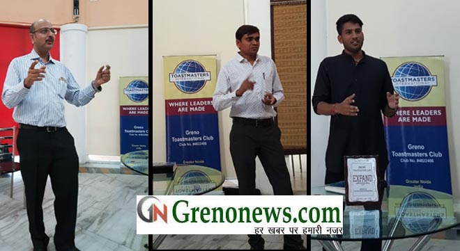 Greno Toastmasters Club MEETING IN GREATER NOIDA
