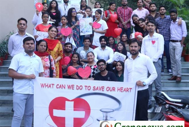 world heart day bakson