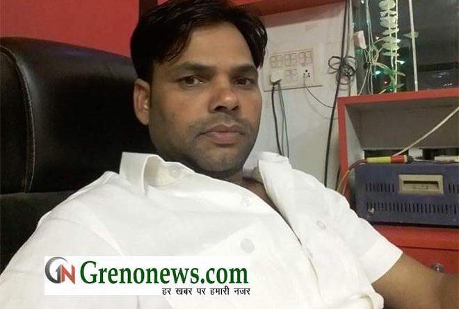 BUISNESSMAN OF GREATER NOIDA KILLED IN BULANDSHAHAR