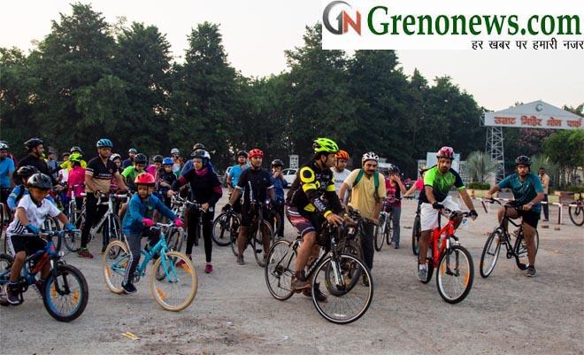 GO GREEN GO CYCLING