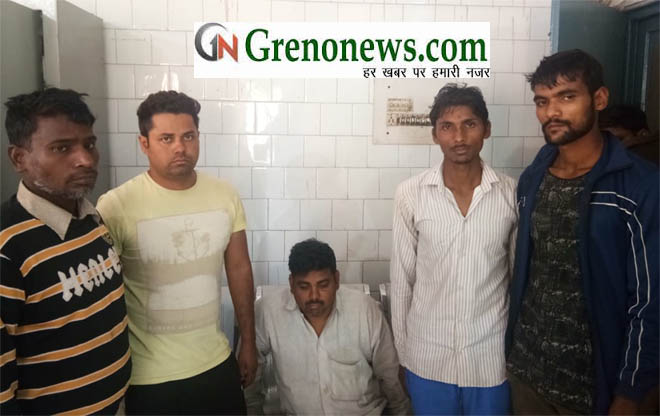 FAKE CEMENT MINI FACTORY BUSTED BY DADRI POLICE