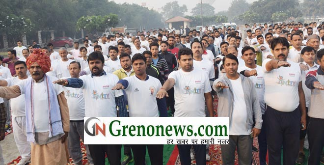RUN FOR UNITY GREATER NOIDA
