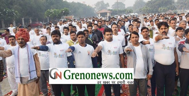 RUN FOR UNITY GREATER NOIDA