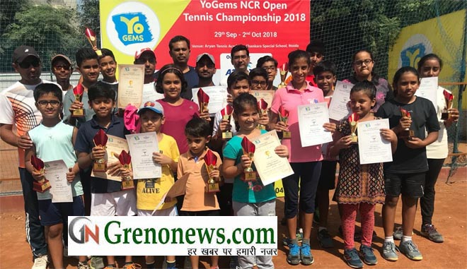 YoGems, Tennis Championship, sports