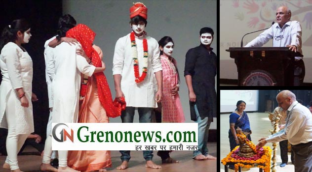 cultural event, greater noida news, gautam budha university