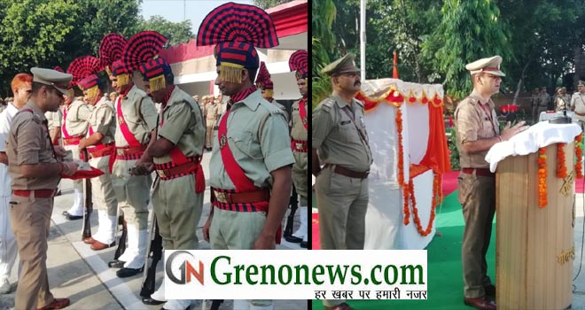 police line gandhi jayanti