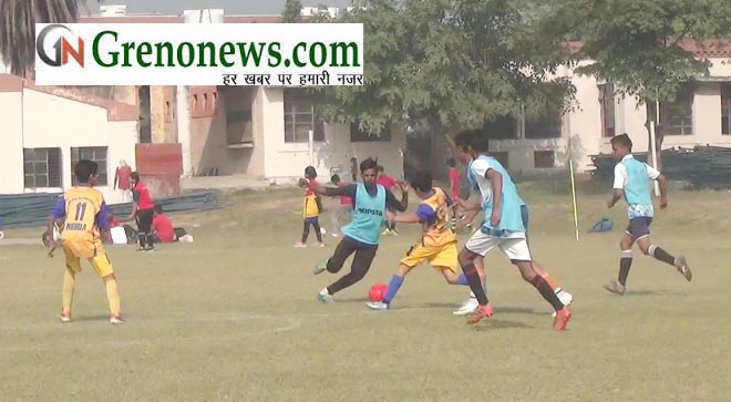 APEEJAY TALISMAN CUP, FOOTBALL TOURNAMENT, GREATER NOIDA