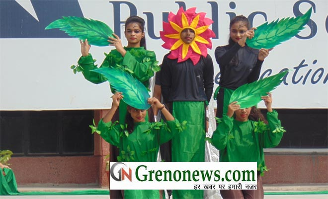 Green And Safe Diwali at Aster Public School, Greater Noida