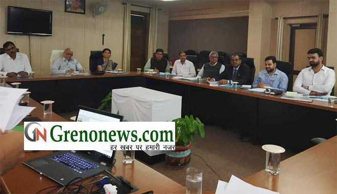 University Industry Research, Round Table meet, Gautam Buddha University