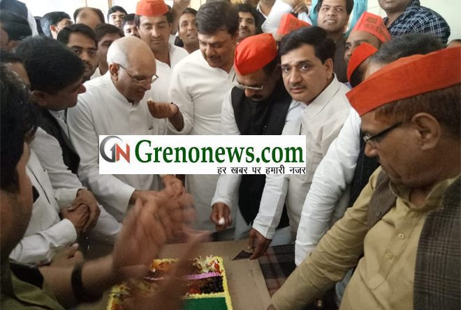 SAMAJWADI PARTY CELEBRATION