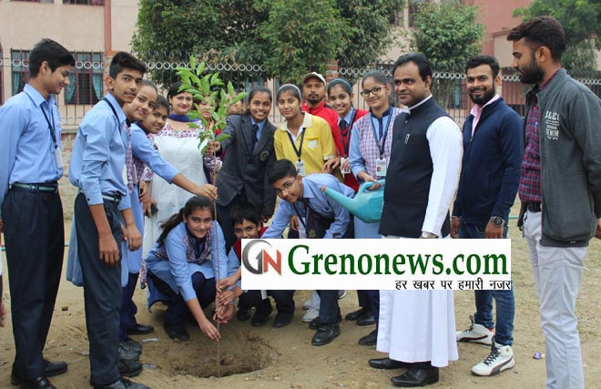 CHILDRENS DAY CELEBRATED IN JESUS AND MARRY CONVENT SCHOOL