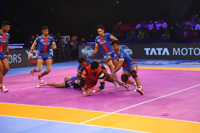 UP Yoddha vs Bengaluru Bulls