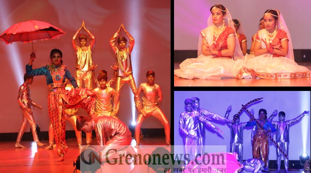 FOURTH ANNUAL DAY CELEBRATION BY ASTER PUBLIC SCHOOL GRENO WEST- GRENONEWS