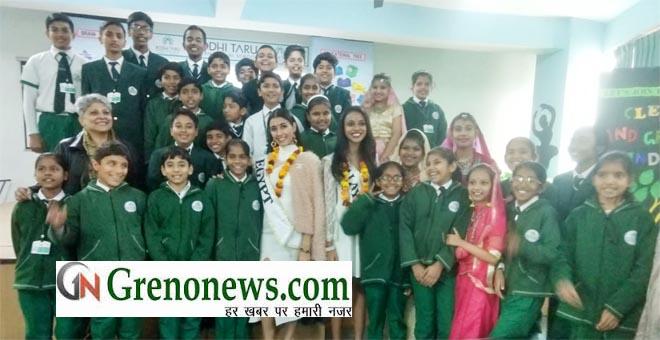 Miss Multinational Environmental Seminar 2018 at Bodhi Taru International School - GRENONEWS