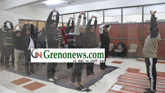 FACULTY DEVELOPEMENT PROGRAME YOGA IN UNITED COLLEGE GREATER NOIDA- GRENONEWS