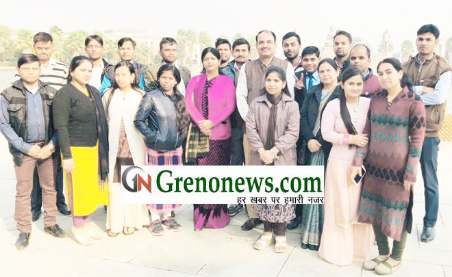 HUNDREAD PERCENT STUDENTS OF GAUTAMBUDH UNIVERSITY PASSED UPTET EXAM - GRENONEWS