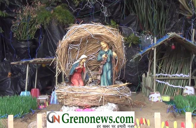 St. JOSEPH CHURCH IS READY FOR CHRISTMAS CELEBRATION- GRENONEWS