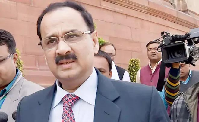 CBI Chief Alok Verma shunted out after Selection Committee meeting chaired by Prime Minister- GRENONEWS
