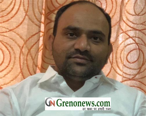 AMIT KHARI APPOINTED AS DISTRICT PRESIDENT OF SHIVPA YOUTH BRIGADE - GRENONEWS