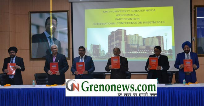 INTERNATIONAL CONFERENCE ON RECENT INNOVATION IN SCIENCE AND TECHNOLOGY MANAGEMENT AT AMITY UNIVERSITY GREATER NOIDA CAMPUS- GRENONEWS