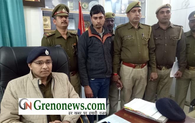 JARCHA THANA POLICE NOIDA POLICE RESCUE OPERATION TO MAKE FREE MOTHER DAUGHTER FROM MAD MAN MADE MOTRAGES