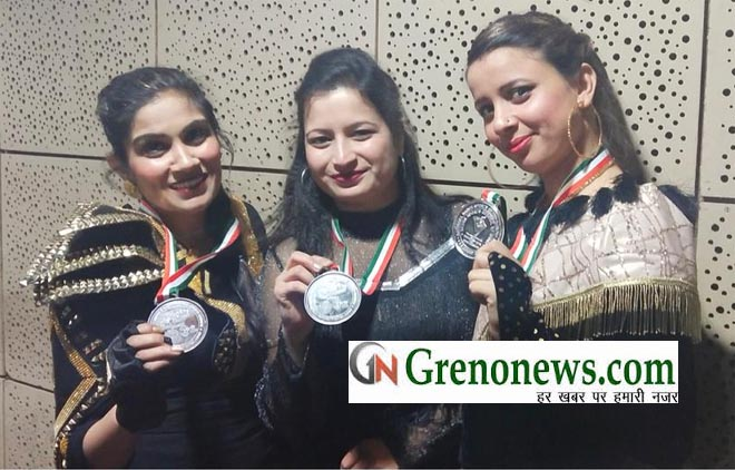 THREE MOMS OF GREATER NOIDA SELECTED IN INDO NEPAL DANCING COMPETITION - GRENONEWS