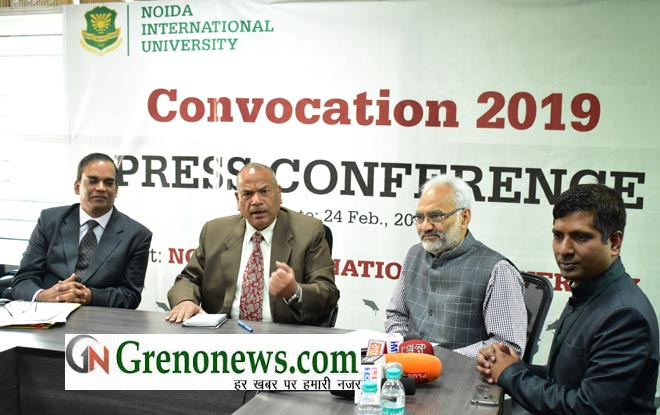 Home Minister Rajnath Singh to be the Chief Guest of Convocation, 2019 at NIU- GRENONEWS
