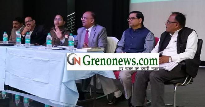 DM B.N. SINGH HOLDS MEETING REGARDING LOK SABHA ELECTION- GRENONEWS