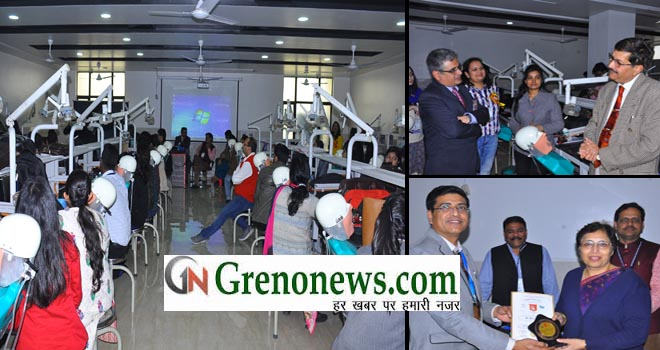 IOS PG convention held at I.T.S Dental college- GRENONEWS