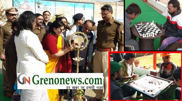 JAIL DIVAS ORGANISED IN DISTRICT JAIL LUKSAR - GRENONEWS