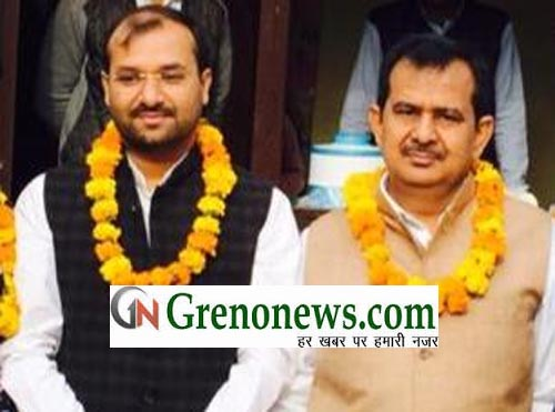 SUSHIL TYAGI ELECTED RWA PRESIDENT ARSH COMPLEX RWA IN ALPHA 1- GRENONEWS