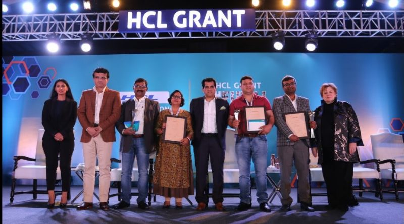 hcl grant