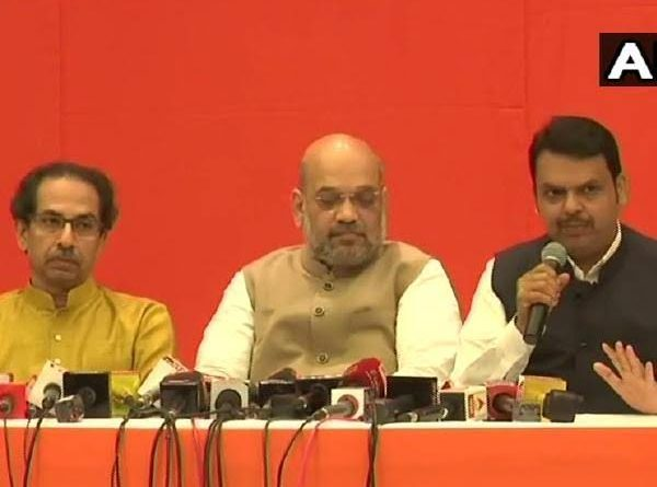 BJP, Shiv Sena announce alliance for Lok Sabha & State Assembly Elections 2019 - GRENONEWS